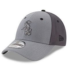 Men's New Era Chicago White Sox Gray Colorblock Cap