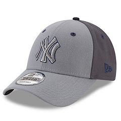 Men's New Era New York Yankees Gray Colorblock Cap