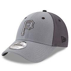 Men's New Era Pittsburgh Pirates Gray Colorblock Cap