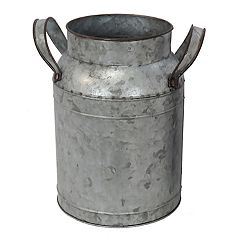SONOMA Goods for Life™ Large Galvanized Farmhouse Bucket Vase