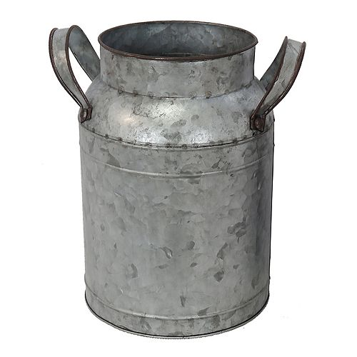 Sonoma Goods For Life™ Large Galvanized Farmhouse Bucket Vase by Sonoma Goods For Life