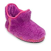 Dearfoams Pile Girls' Slipper Boots