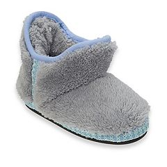 Dearfoams Pile Girls' Slipper Boots