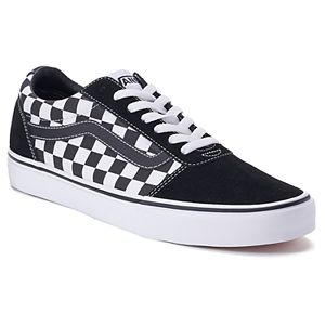 mens black shoes vans