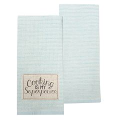 Food Network™ 'Cooking' Kitchen Towel 2-pk.