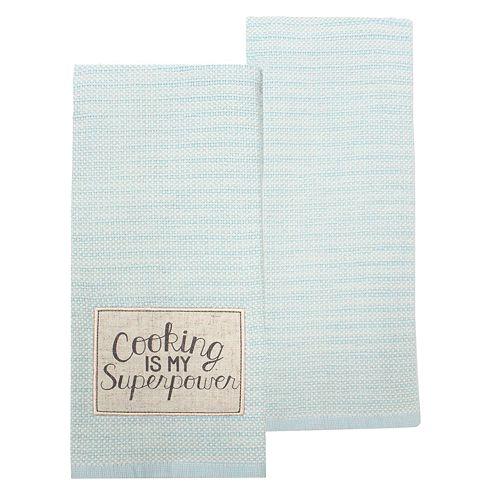 Food Network™ Superpower Kitchen Towel 2-pack
