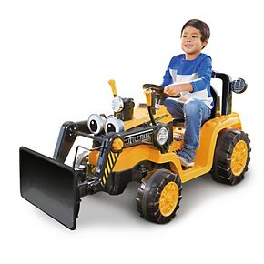 Cozy Dirt Digger 12V Ride-On Vehicle