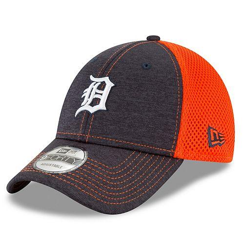 Men's New Era Detroit Tigers Mesh Back Cap