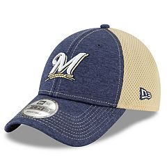 Men's New Era Milwaukee Brewers Mesh Back Cap