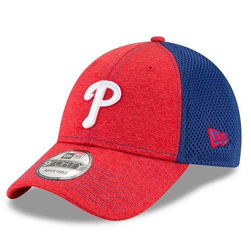 Men's New Era Philadelphia Phillies Mesh Back Cap