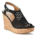510c10d40f9c Womens Black SO Sandals - Shoes