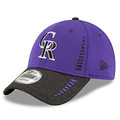 Adult New Era Colorado Rockies 9FORTY Speed Tech Adjustable Cap
