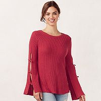 Women's LC Lauren Conrad Swing Sweater