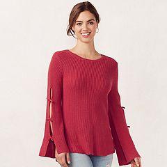 Women's LC Lauren Conrad Swing Sweater
