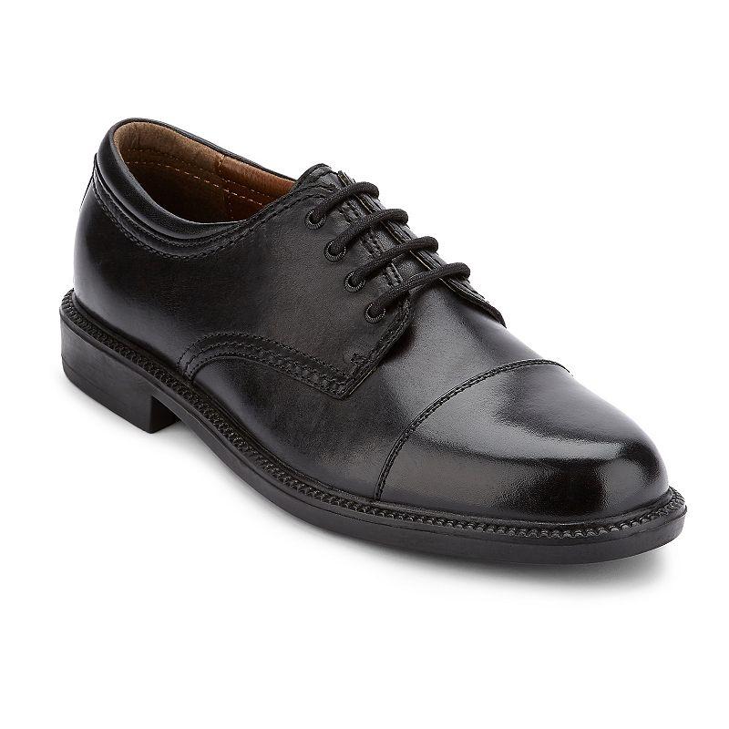 Black Boat Dockers Shoes
