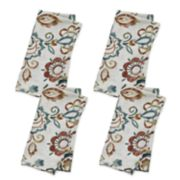 Food Network? Floral Print Napkin 4-pack