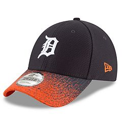 Men's New Era Detroit Tigers Blur Visor Cap