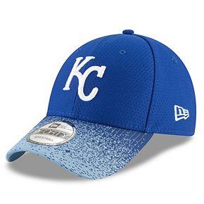 Men's New Era Kansas City Royals Blur Visor Cap