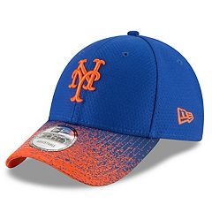 Men's New Era New York Mets Blur Visor Cap