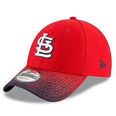 Men's New Era St. Louis Cardinals Blur Visor Cap