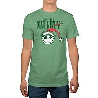 Big & Tall Nightmare Before Christmas Jack Skellington Tee