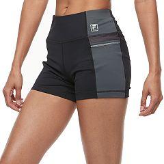 Women's FILA SPORT® Fitted Shorts