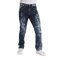 Men's True Luck Tommy Slim-Fit Jeans