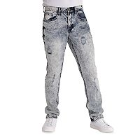 Men's True Luck Quest Slim-Fit Jeans