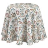 Food Network? Floral Print Tablecloth