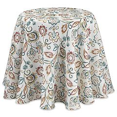 Food Network™ Floral Print Tablecloth