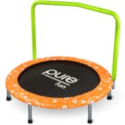 Pure Fun 36-inch Foldable Kids Mini Trampoline
