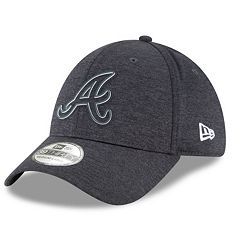 Men's New Era Atlanta Braves Shadow Tech Heathered Cap