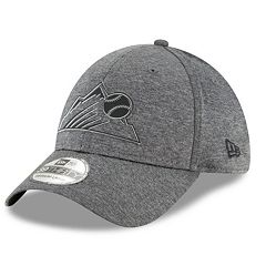 Men's New Era Colorado Rockies Shadow Tech Heathered Cap