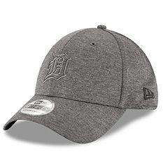 54730c23d05 Men s New Era Detroit Tigers Shadow Tech Heathered Cap