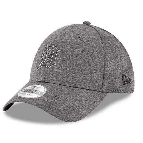 Men's New Era Detroit Tigers Shadow Tech Heathered Cap
