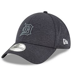 Men's New Era Detroit Tigers Shadow Tech Heathered Cap