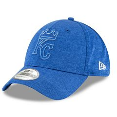 Men's New Era Kansas City Royals Shadow Tech Heathered Cap