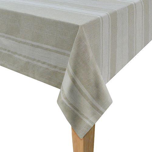 Food Network™ Farmhouse Linen Tablecloth