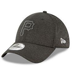 Men's New Era Pittsburgh Pirates Shadow Tech Heathered Cap