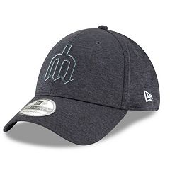 best service 5fc4f 8c56a Men s New Era Seattle Mariners Shadow Tech Heathered Cap. Mns Navy