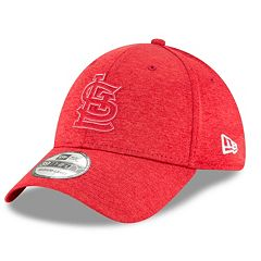 Men's New Era St. Louis Cardinals Shadow Tech Heathered Cap