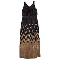 Girls 7-16 IZ Amy Byer Chevron Maxi Dress