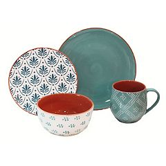 Baum Oasis 16-pc. Dinnerware Set