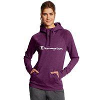 Women's Champion Raglan Fleece Pullover Hoodie