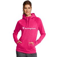 Women's Champion Raglan Fleece Pullover Hoodie