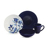 Baum Lapis Fields 16-pc. Dinnerware Set