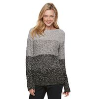 Women's Croft & Barrow® Textured Sweater