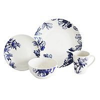 Baum Botanical 16-pc. Dinnerware Set