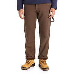 Men's Stanley 5-Pocket Fleece-Lined Jeans