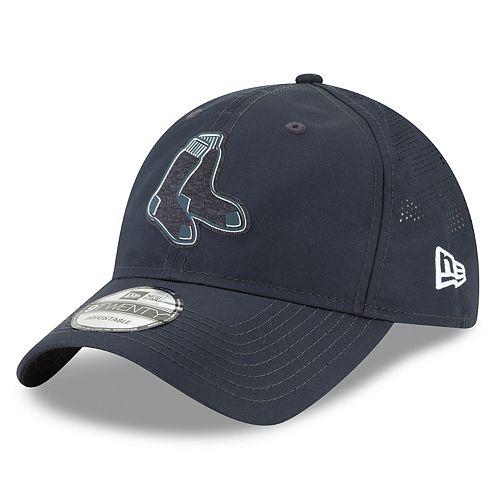 Adult New Era Boston Red Sox 9TWENTY Clubhouse Adjustable Cap